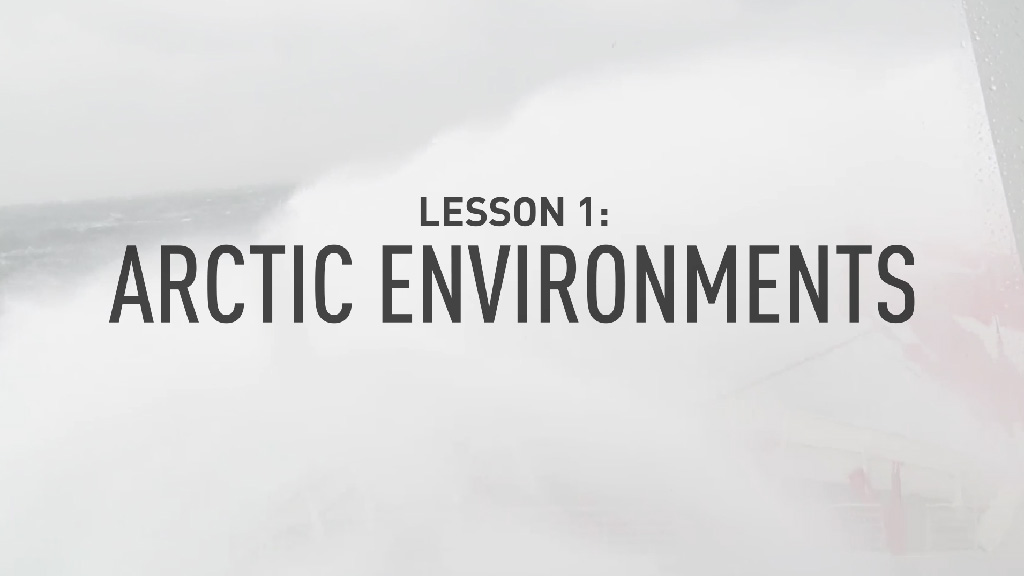 Arctic-Lesson-Card