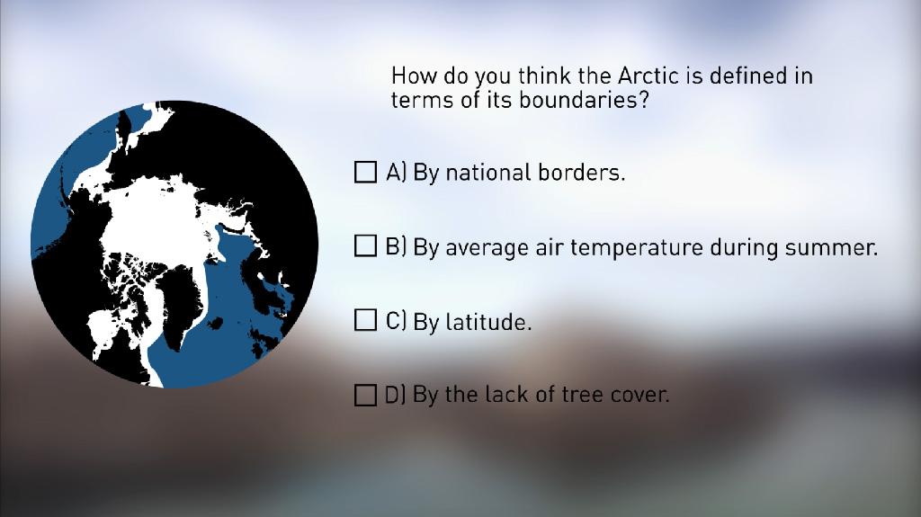 Quiz-Arctic